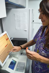 MEDICINA Y SERVICIOS GENERALES servicios laboratorio